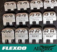 Механические соединители Alligator RS 187, RS 125, RS 62. FLEXCO USA