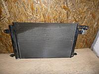 Радиатор кондиционера (1,9 TDI 8V) Skoda Octavia A-5 04-09 (Шкода Октавия а5), 1K0820411S
