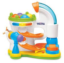Развивающие и обучающие игрушки «Weina» (2008) Электронный молоток (звук. эффекты)
