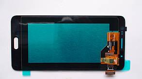 Дисплей с сенсором Samsung J510 Galaxy J5 Gold оригинал, GH97-18792A, фото 2