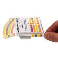 PH индикатор – тест-полоски, диапазон измерения pH 0 - 14