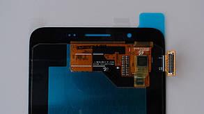 Дисплей с сенсором Samsung J510 Galaxy J5 Black оригинал, GH97-19466B, фото 3
