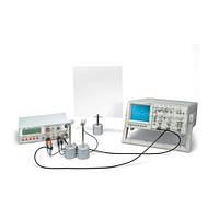 Комплект по исследованию ультразвукового измерительного датчика-преобразователя с частотой 40 кГц