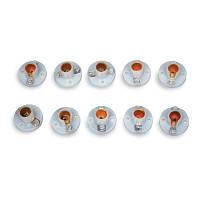 Набор из 10 патронов для лампочек с цоколем E10