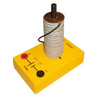 Вольтов столб в электробезопасной коробке