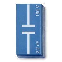 Конденсатор 2,2 нФ, 160 В, P2W19