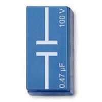 Конденсатор 0,47 мкФ, 100 В, P2W19