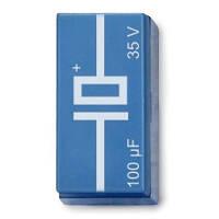 Конденсатор 100 мкФ, 35 В, P2W19