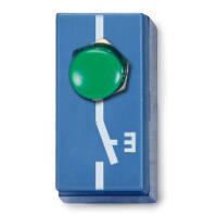 Кнопочный переключатель (разомкнутый), однополюсный P2W19