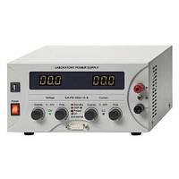Источник питания постоянного тока 0 – 16 В, 0 – 16 А