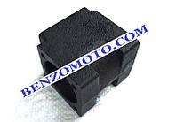 Корпус редуктора редукторной роторной косилки Т1100 мотоблока