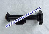 Корпус трансмиссии верхней редукторной роторной косилки Т1100 мотоблока