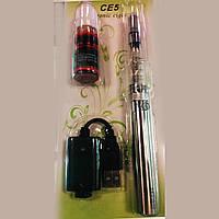 ЭЛЕКТРОННАЯ СИГАРЕТА ELECTRONIC CIGARETTE EGO (CE5) + ЖИДКОСТЬ