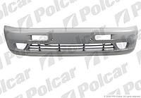 Бампер передний (серый) Mercedes Vito 638 Polcar