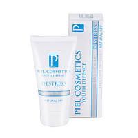 Крем PIEL Silver Cream Youth Defence DESTRESS, с натуральными СПФ фильтрами. Ультра увлажняющий крем.  Для любого типа кожи. Рекомендуется для ухода