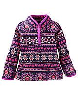 Флисовый пуловер на девочку 2, 3 года OshKosh (США)