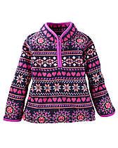 Флисовый пуловер на девочку 2 года OshKosh (США)