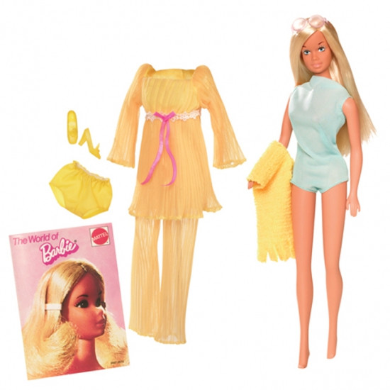 Коллекционная Кукла Барби Malibu Barbie 50th anniversary