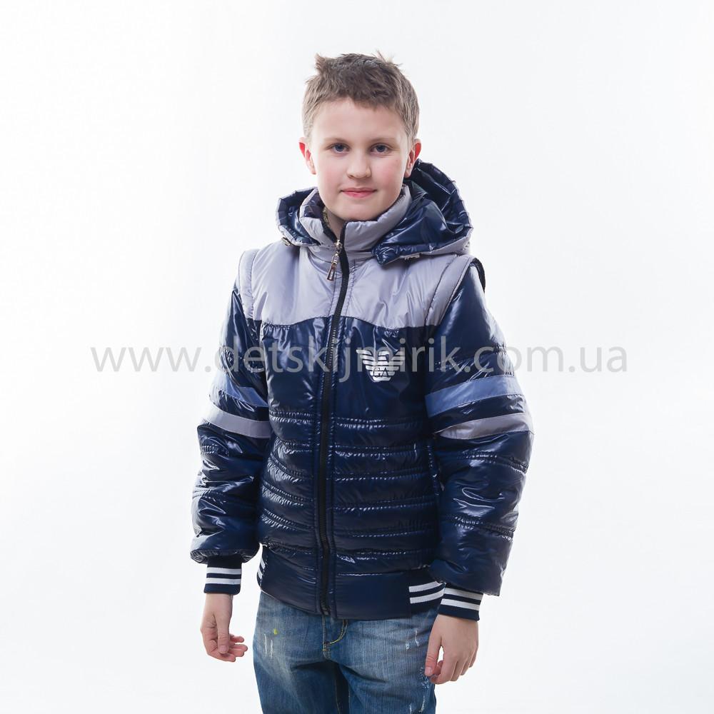 9344056b0dbf Модная детская куртка-жилет оптом новинка: продажа, цена в Харькове.  верхняя ...