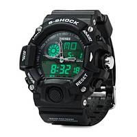 Часы наручные спортивные Skmei 1029 Black