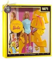 Коллекционная Кукла Барби Malibu Barbie 50th anniversary, фото 3