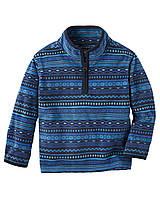 Флисовый пуловер на мальчика 2, 3, 4, 5 лет OshKosh (США)