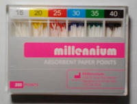 Millennium штифты бумажные 02