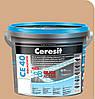 Цветной шов CE 40 Aquastatic, 2 кг (персиковый)