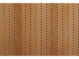 Decor Acoustic Вишня Акустическая перфорированная панель на основе MDF