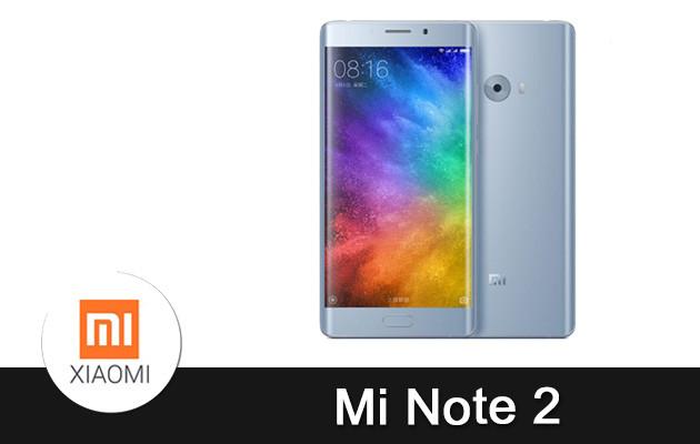Чехлы, защитные стекла для Xiaomi Mi Note 2