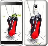 "Чехол на Lenovo Vibe X3 Devil Wears Louboutin ""2834u-155"""