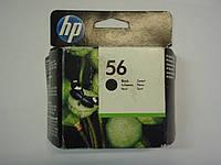 Картридж HP 56 (C6656AE) Black