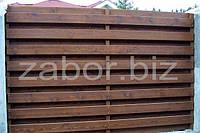 Заборы деревянные для дач и коттеджей | Фото деревянных заборов | Киев
