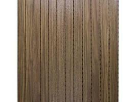 Decor Acoustic Орех Натуральный шпон ореха Акустическая перфорированная панель на основе MDF