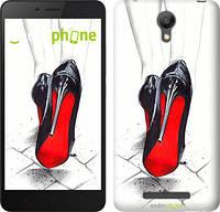 "Чехол на Xiaomi Redmi Note 2 Devil Wears Louboutin ""2834c-96"""