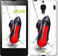 "Чехол на Xiaomi Redmi Devil Wears Louboutin ""2834u-110"""