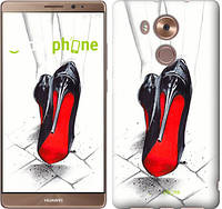 "Чехол на Huawei Mate 8 Devil Wears Louboutin ""2834u-269"""