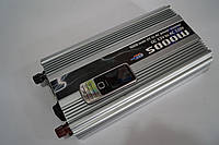Инвертор напряжения 5000w, преобразователь 12/220 5000w, фото 1