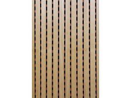 Decor Acoustic Клен Акустическая перфорированная панель на основе MDF