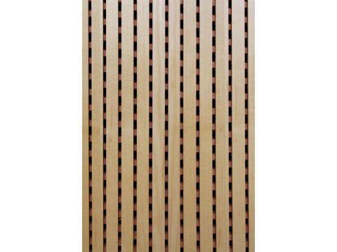 Decor Acoustic Клен Акустическая перфорированная панель на основе MDF, фото 2
