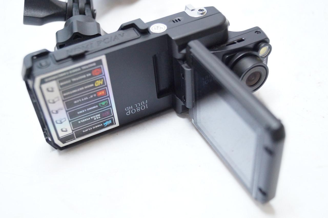 Автомобільний видеорегестратор F900 c GPS