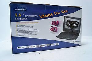 Panasonik TN 7050 3D 3 7.8'  DVD Портативный dvd проигрыватель