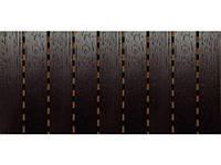 Decor Acoustic Венге Натуральный шпон венге Акустическая перфорированная панель на основе MDF