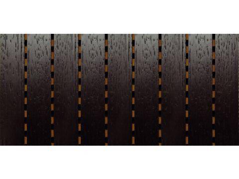 Decor Acoustic Венге Натуральный шпон венге Акустическая перфорированная панель на основе MDF, фото 2