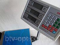 Весы торговые 300 кг с счетчиком цены, фото 1