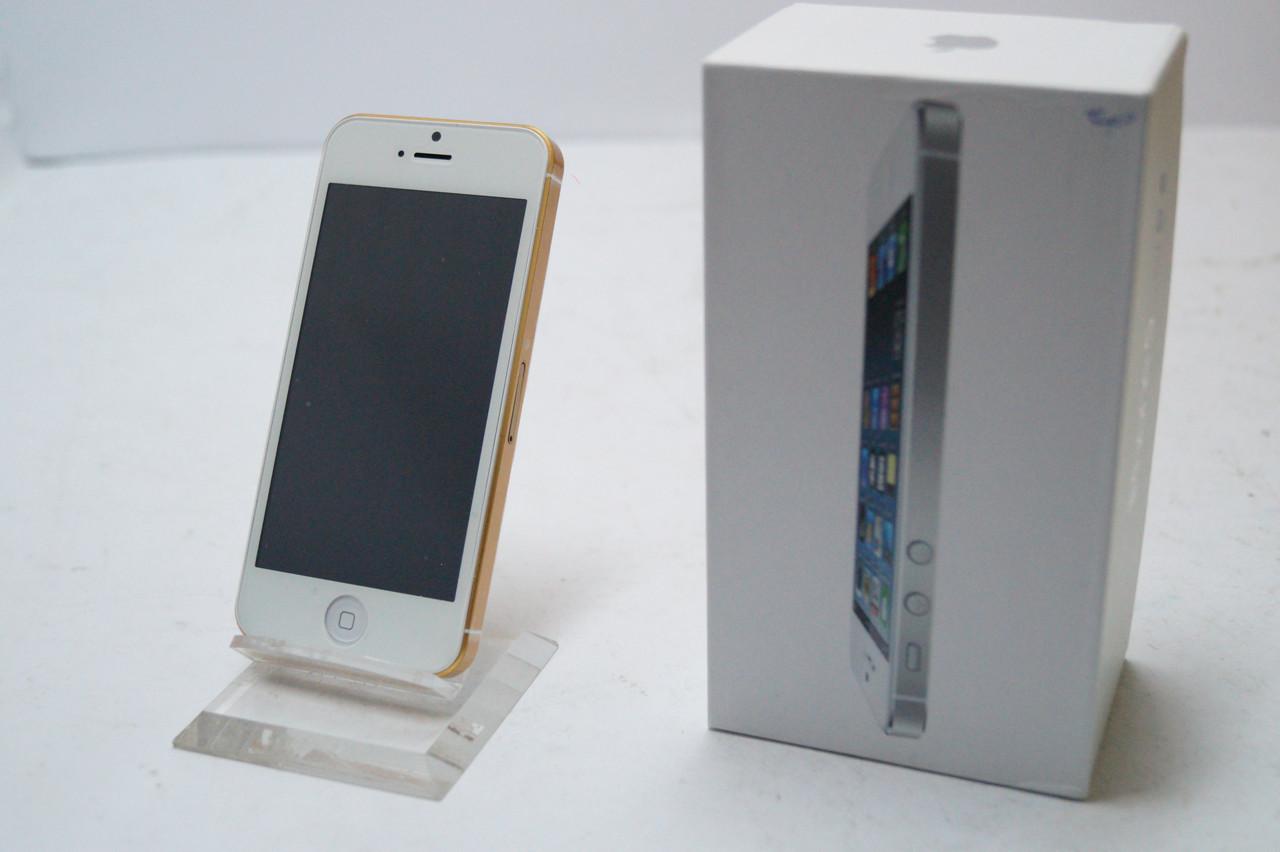 Apple Iphone 5 Gold Hi-copy