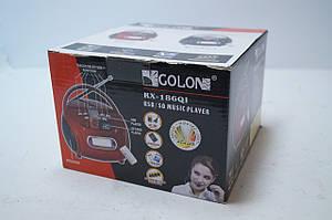 Радіоприймач GOLON RX-186
