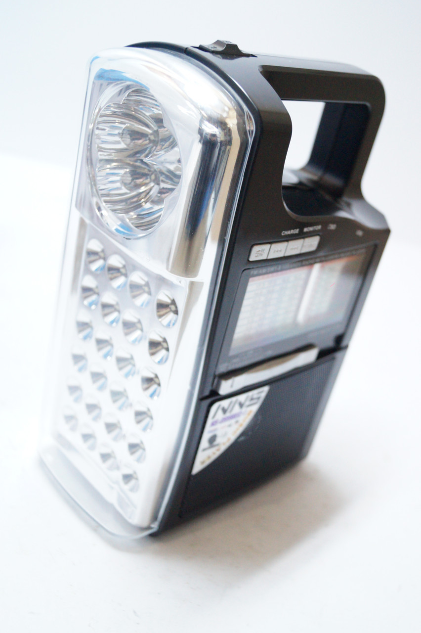 Радіоприймач - Ліхтар NNS c SD/USB NS-099 REC
