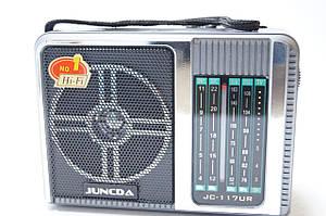 Радиоприемник Junkda 117ur