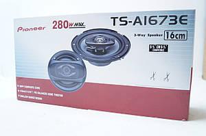 Автомобильные колонки Pioneer TS-1673 16 СМ